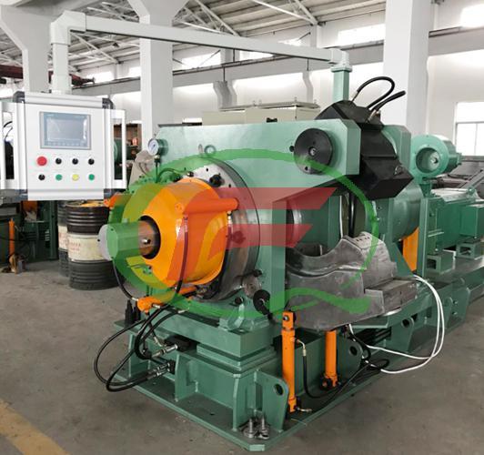 LJ400/250Aluminum Continuous Extruding Equipment